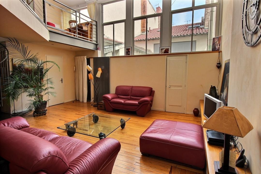 Annonce vente appartement lyon 2 132 m 680 000 for Annonce lyon